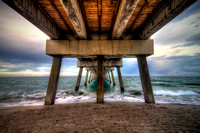 Under the Pier, Juno Beach fl